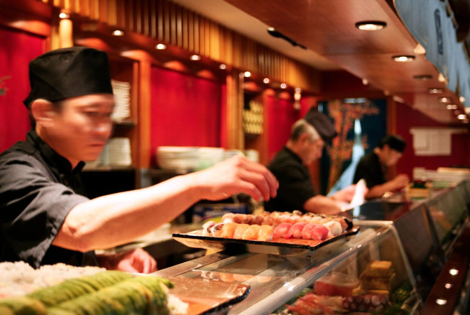 Fuki Sushi :: Japanese Restaurant :: Sushi Bar - photo#19